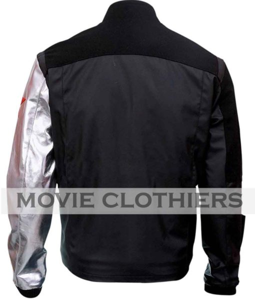 Sebastian Stan Winter Soldier civl war jacket