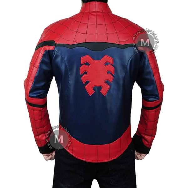 Spiderman Jacket COstume