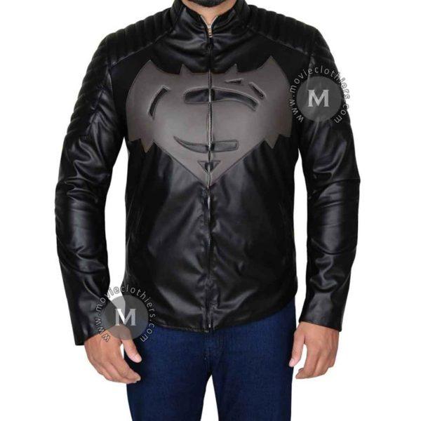 Superman vs batman jacket