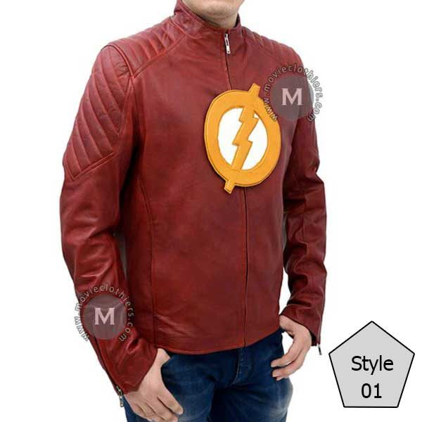 The-Flash-Season-2-Leather-Jacket
