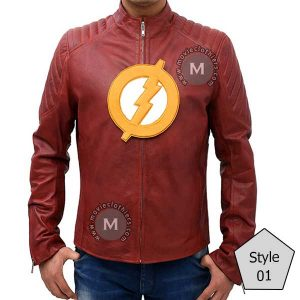 The-Flash-Season-2-Leather-Jacket-costume