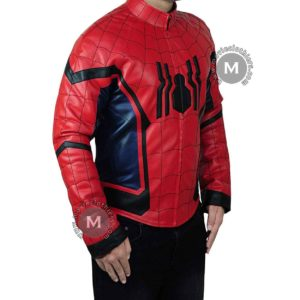 Tom Holland Spideman Jacket