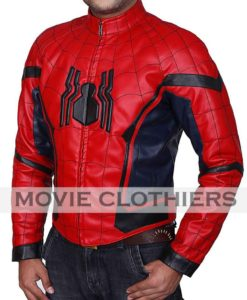 Tom Holland spiderman homecoming jacket
