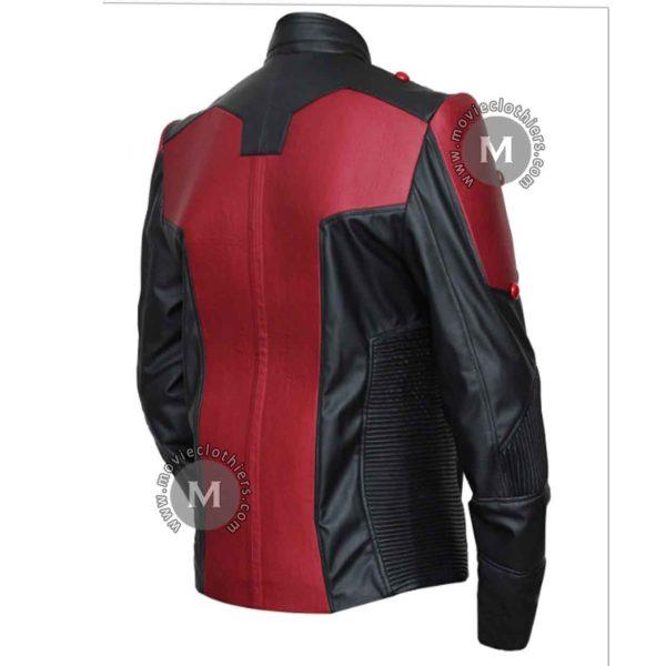 antman cosplay costume jacket