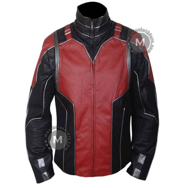 antman leather jacket