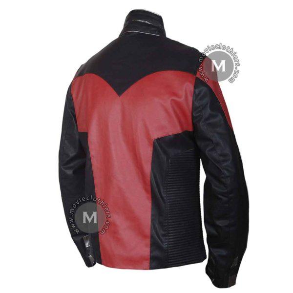 antman red jacket