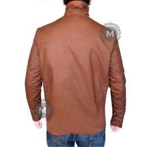 arrow oliver queen leather jacket