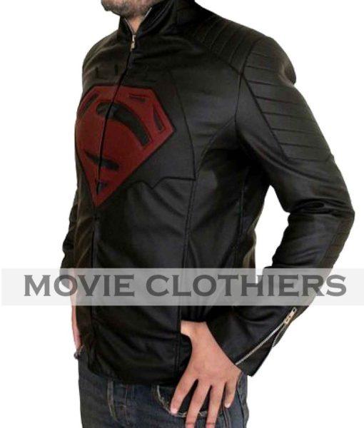 batman justice league jacket