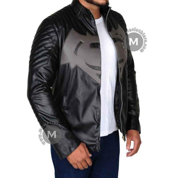 batman leather jacket for sale