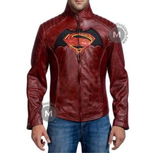 batman superman jacket
