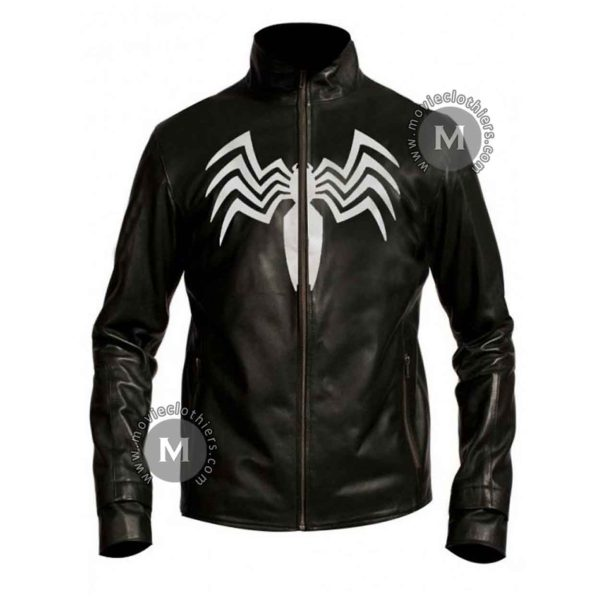 black venom jacket