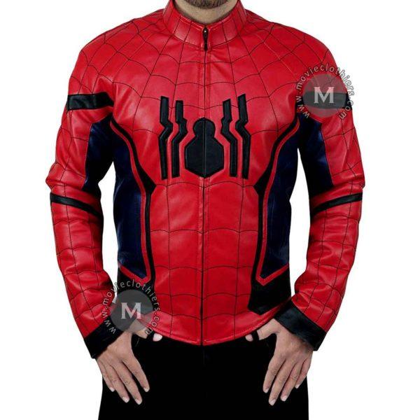 buy spiderman homecoming jacket