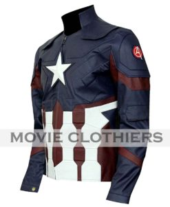 captain america avengers 2 jacket