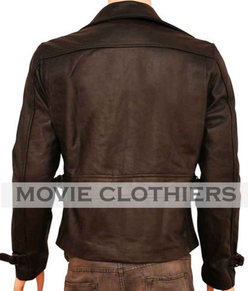 captain america first avenger leather jacket