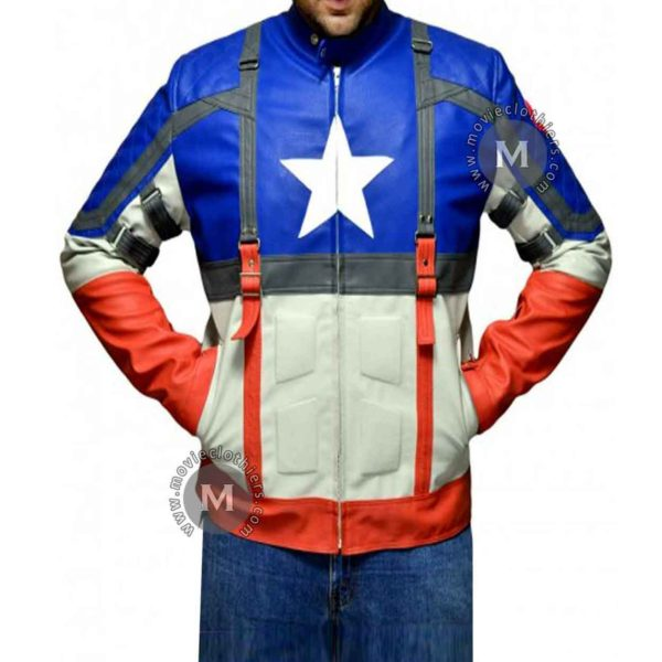 captain america first avengers jacekt