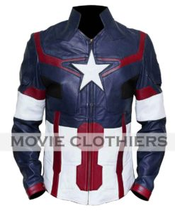 captain america jacket civil war