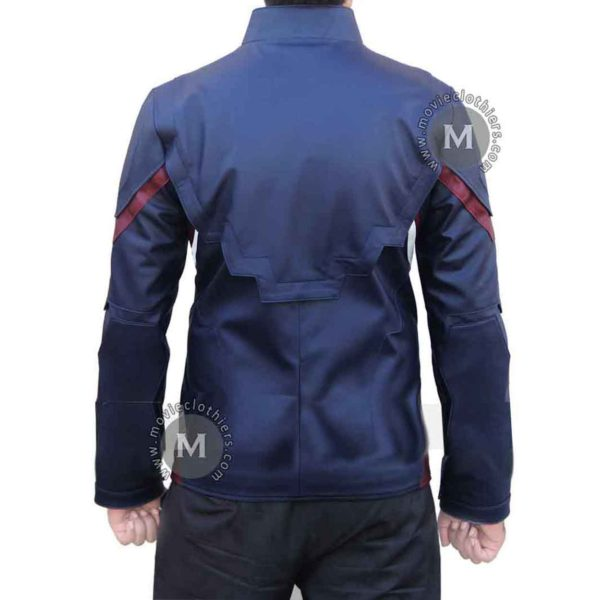 captain america replica jacket