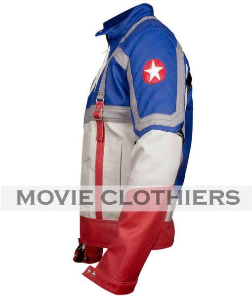 chris evans captain america jacket first avengers