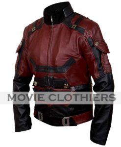 daredevil leather jacket