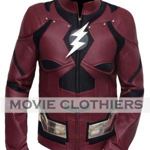 flash costume justice league movie jacket