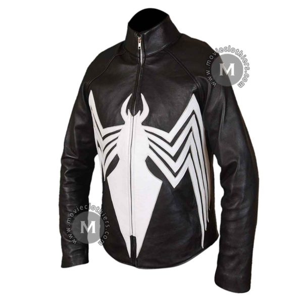 shop black spiderman jacket