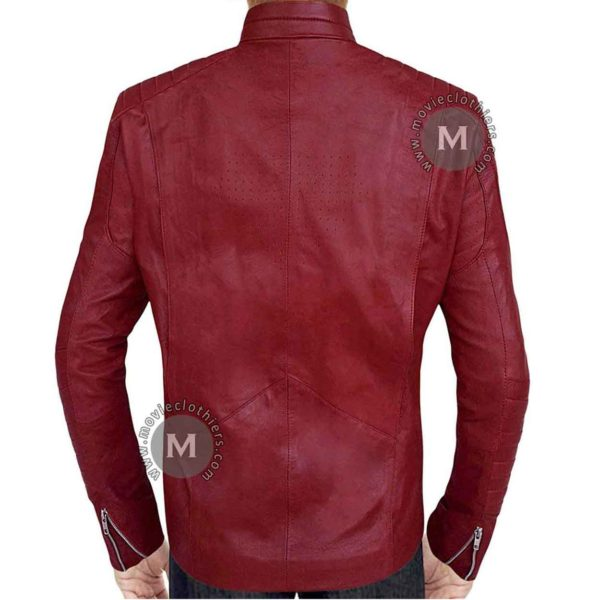 smallville red jacket replica