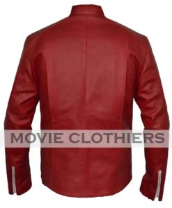 the flash leathre jacket
