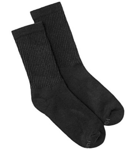 mens-black-socks