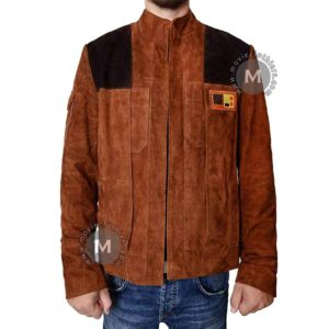 Han solo brown jacket
