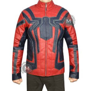 Spiderman jacket infinity war