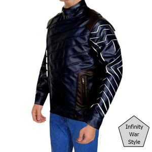 avengers winter soldier bucky jacket