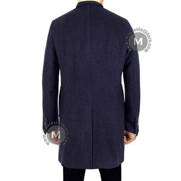 12th doctor purple coat