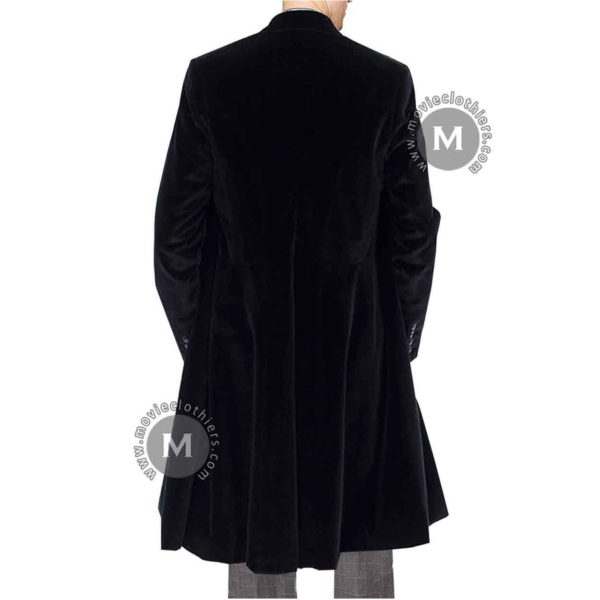 12th doctor velvet coat