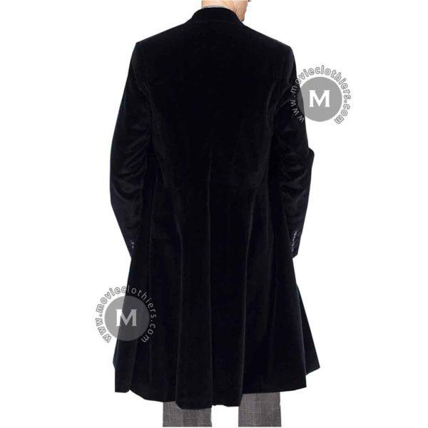 12th doctor velvet coat