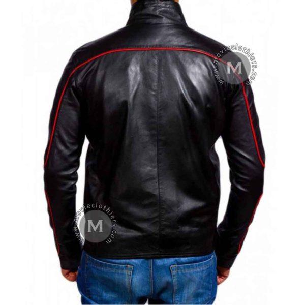 Batman biker motorcycle jacket
