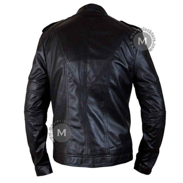 black batman jacket