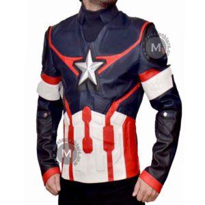 captain america avengers jacket