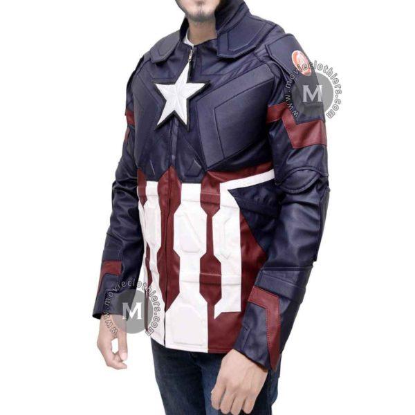 marvel captain america jacket