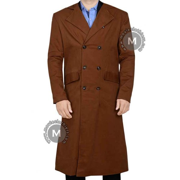 dr who 10th doctor coat