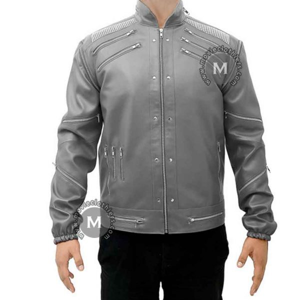 michael jackson zipper jacket