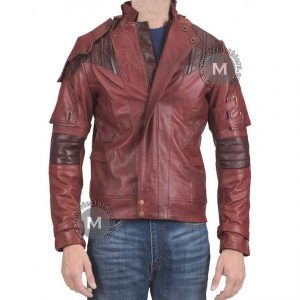 star lord guardians of the galaxy 2 jacket replica