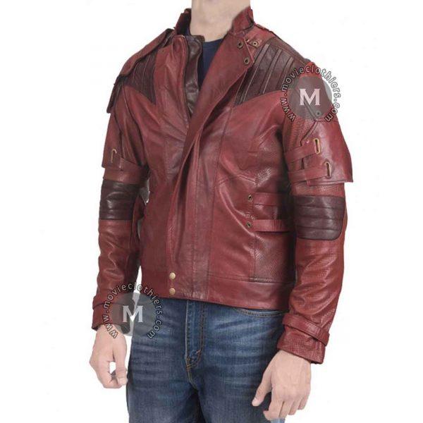 star lord jacket vol 2