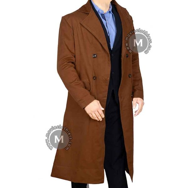 the tenth doctors coat