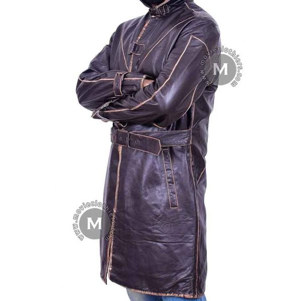 watch dogs trench coat for sale