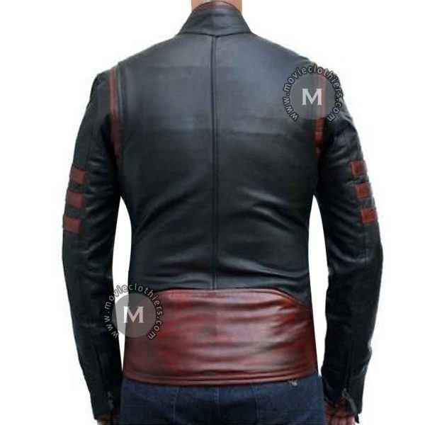 wolverine leather motorcycle jacket