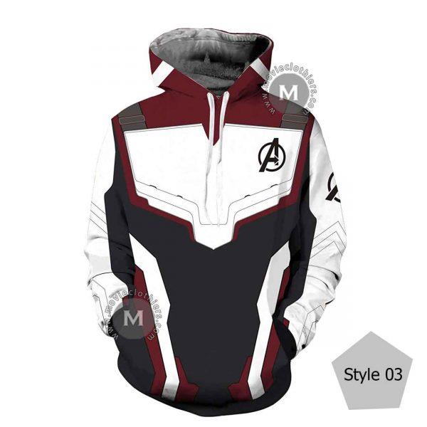 avengers quantum hoodie