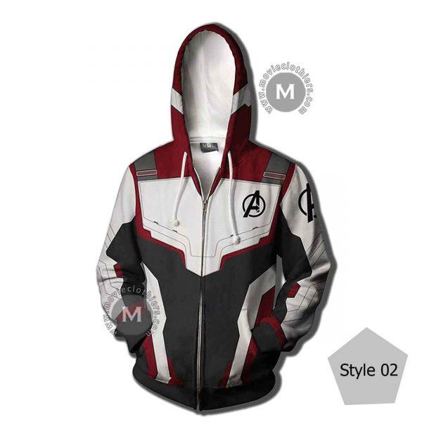 avengers quantum realm hoodie