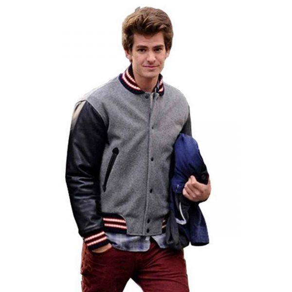 Andrew Garfield Bomber Jacket