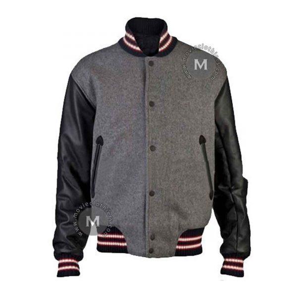 Andrew Garfield Varsity Jacket