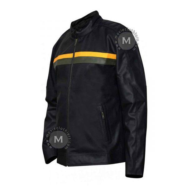 Bates Motel Dylan Massett Biker Jacket